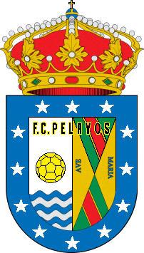 Escudo de F.C. PELAYOS (MADRID)