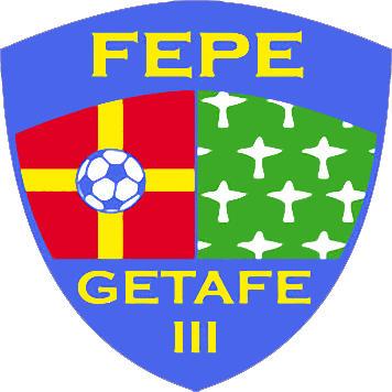 Escudo de FEPE GETAFE III (MADRID)