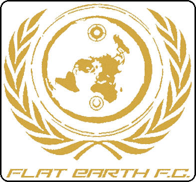 Escudo de FLAT EARTH F.C. (MADRID)