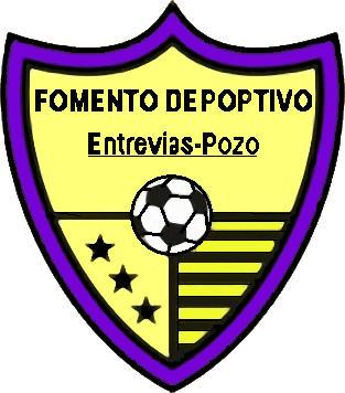 Escudo de FOMENTO DEP. ENTREVIAS-POZO (MADRID)