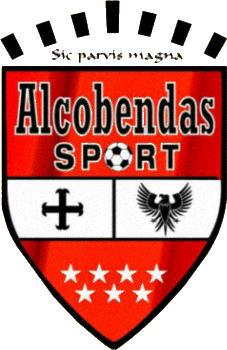 Escudo de FUTBOL ALCOBENDAS S. (2) (MADRID)