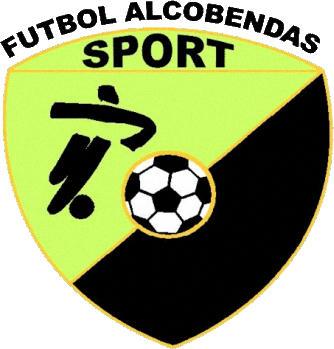 Escudo de FUTBOL ALCOBENDAS S. (MADRID)