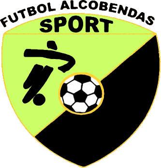 Escudo de FUTBOL ALCOBENDAS SPORT 2007-2014 (MADRID)