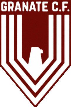 Escudo de GRANATE C.F. (MADRID)