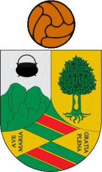 Escudo de HOYO DE MANZANARES C.F. DESDE 2019 (MADRID)