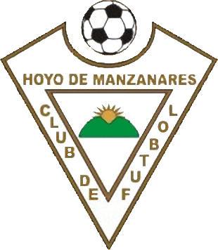 Escudo de HOYO DE MANZANARES C.F. (MADRID)