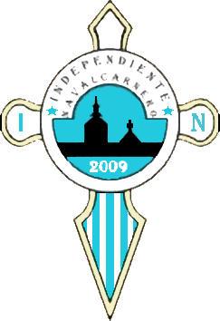 Escudo de INDEPENDIENTE NAVALCARNERO F.C. (MADRID)