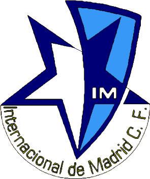 Escudo de INTERNACIONAL DE MADRID C.F. (MADRID)