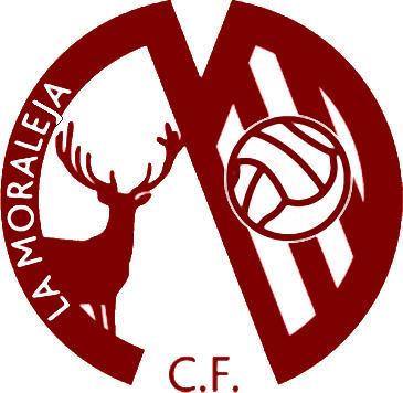 Escudo de LA MORALEJA C.F. (MADRID)