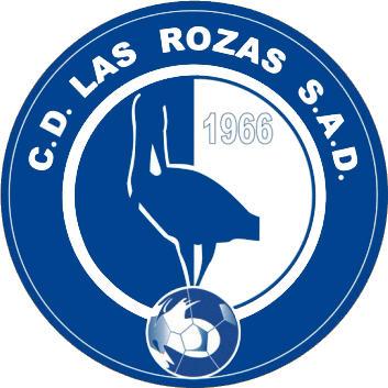 Escudo de LAS ROZAS C.D. (MADRID)