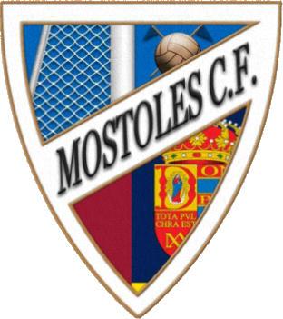 Escudo de MÓSTOLES C.F. (MADRID)