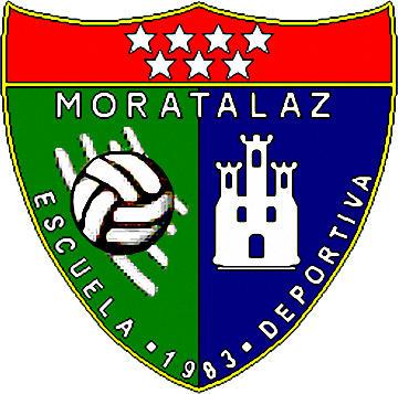 Escudo de MORATALAZ ESC. DEP. (MADRID)