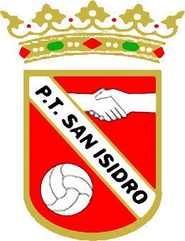 Escudo de PEÑA TORREJONENSE SAN ISIDRO (MADRID)