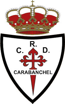 Escudo de R.C.D. CARABANCHEL (MADRID)