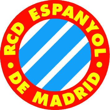 Escudo de R.C.D. ESPANYOL DE MADRID (MADRID)