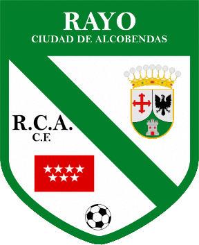 Escudo de RAYO CIUDAD DE ALCOBENDAS C.F. (MADRID)