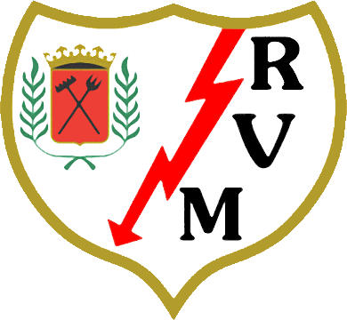 Escudo de RAYO VALLECANO (MADRID)