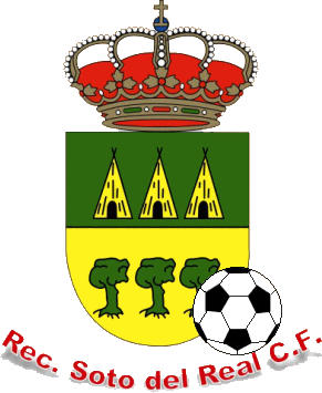 Escudo de RECREATIVO SOTO DEL REAL CF (MADRID)