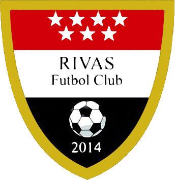 Escudo de RIVAS F.C. (MADRID)