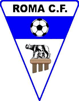 Escudo de ROMA C.F. (MADRID)