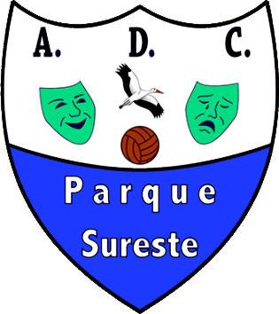 Escudo de S.A.D. A.D.C. PARQUE SURESTE (MADRID)