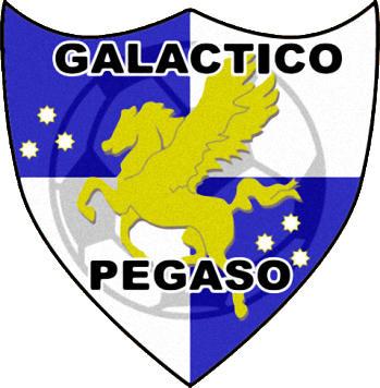 Escudo de S.A.D. GALACTICO PEGASO (MADRID)