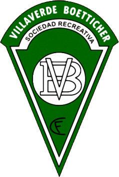 Escudo de S.R. VILLAVERDE BOETTICHER C.F. (MADRID)