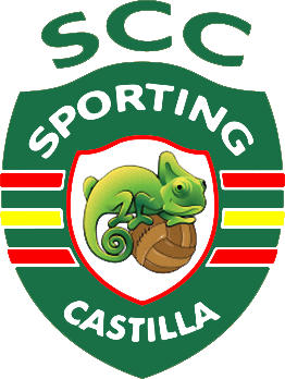 Escudo de SPORTING C. DE CASTILLA (MADRID)