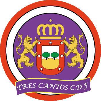 Escudo de TRES CANTOS C.D.F. (MADRID)
