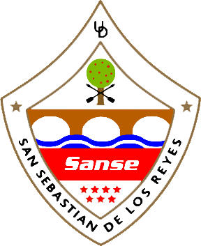 Escudo de U.D. S. SEBASTIAN DE LOS REYES (MADRID)
