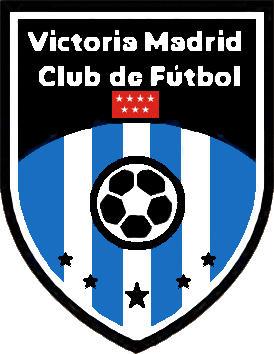 Escudo de VICTORIA MADRID C.F. (MADRID)
