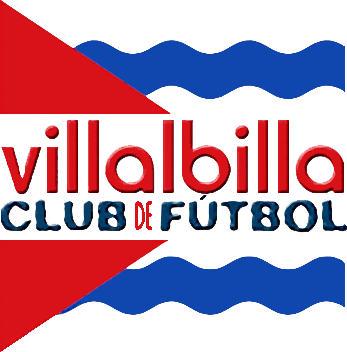 Escudo de VILLALBILLA C.F. (MADRID)