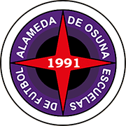 Escudo de ALAMEDA DE OSUNA E.F.