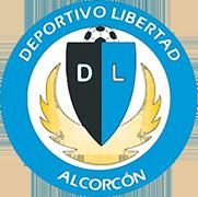 Escudo de C.D. LIBERTAD ALCORCON