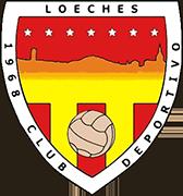 Escudo de C.D. LOECHES
