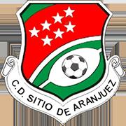 Escudo de C.D. SITIO DE ARANJUEZ