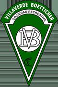 Escudo de VILLAVERDE-BOTTICHER S.R