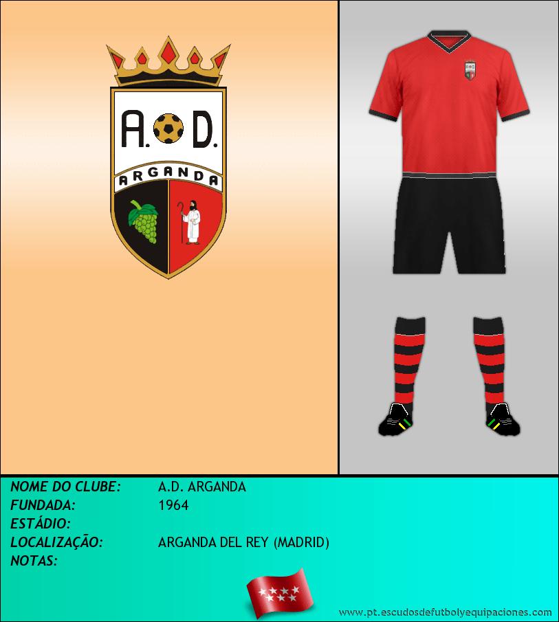 Escudo de A.D. ARGANDA