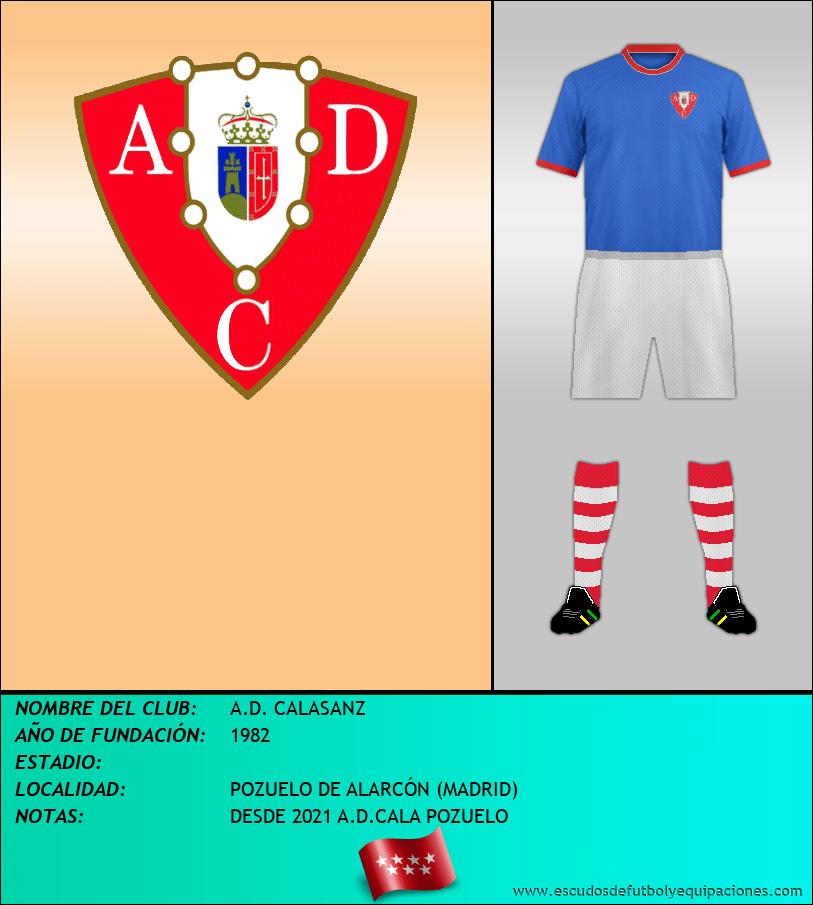 Escudo de A.D. CALASANZ
