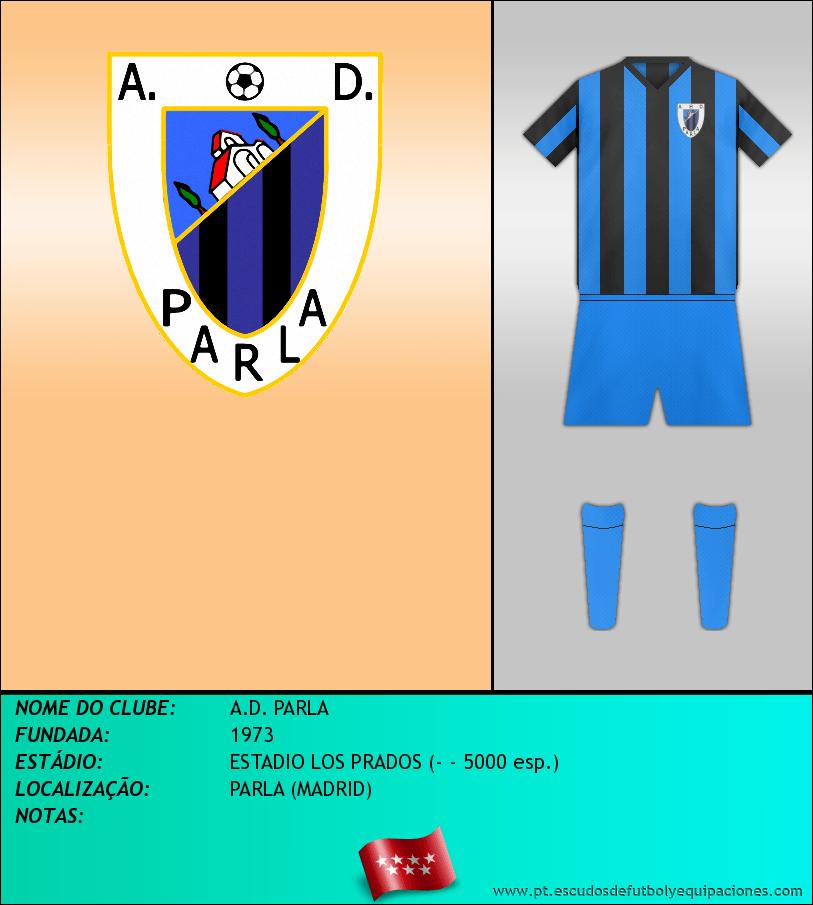 Escudo de A.D. PARLA