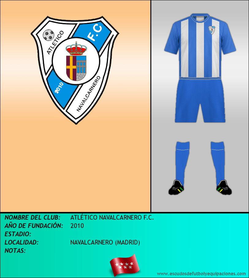 Escudo de ATLÉTICO NAVALCARNERO F.C.