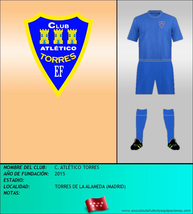 Escudo de C. ATLÉTICO TORRES