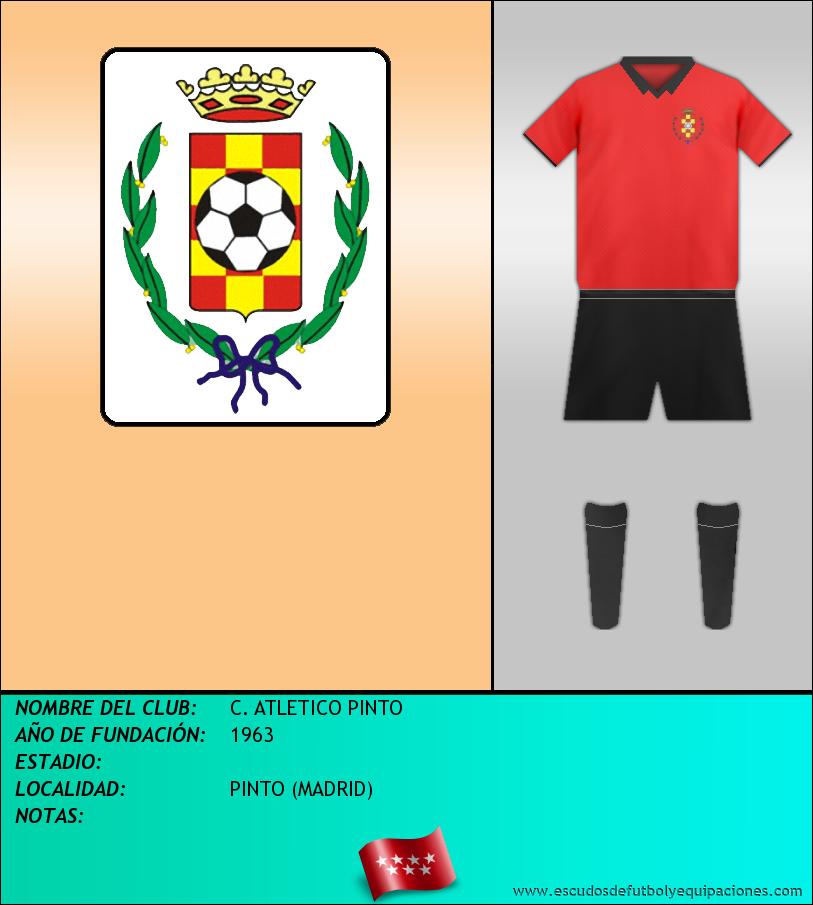 Escudo de C. ATLETICO PINTO