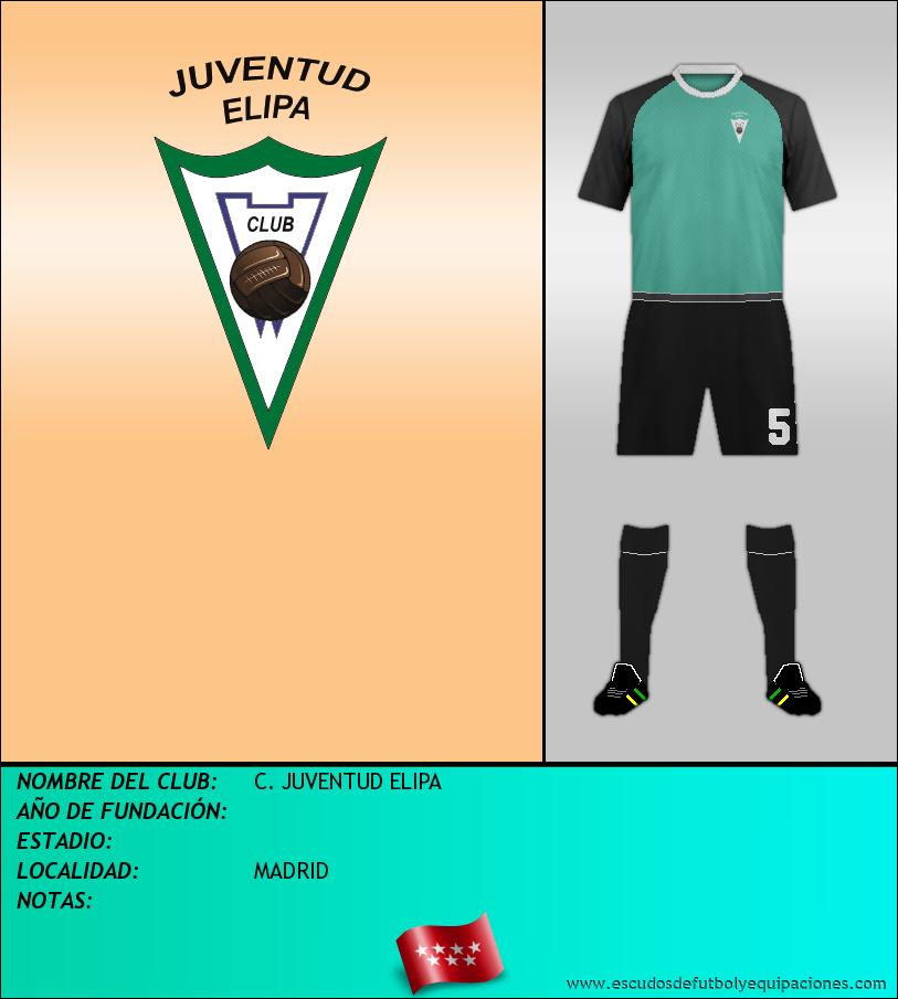 Escudo de C. JUVENTUD ELIPA