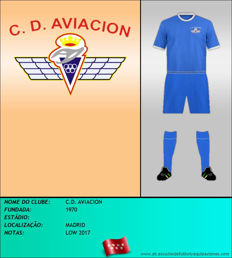 Escudo de C.D. AVIACION