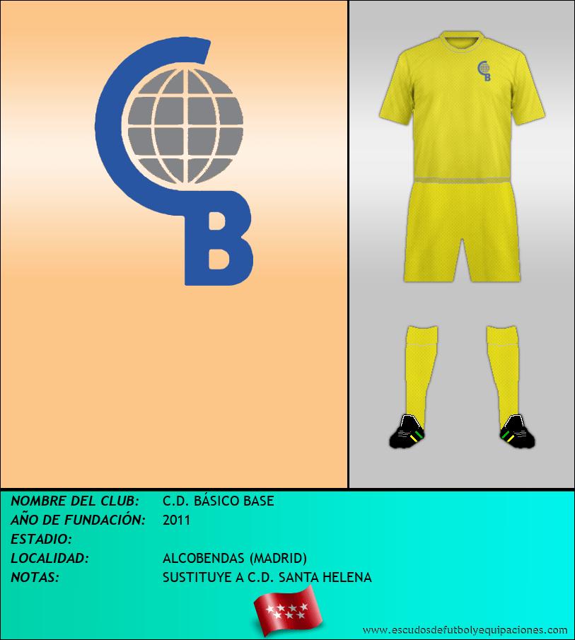 Escudo de C.D. BÁSICO BASE