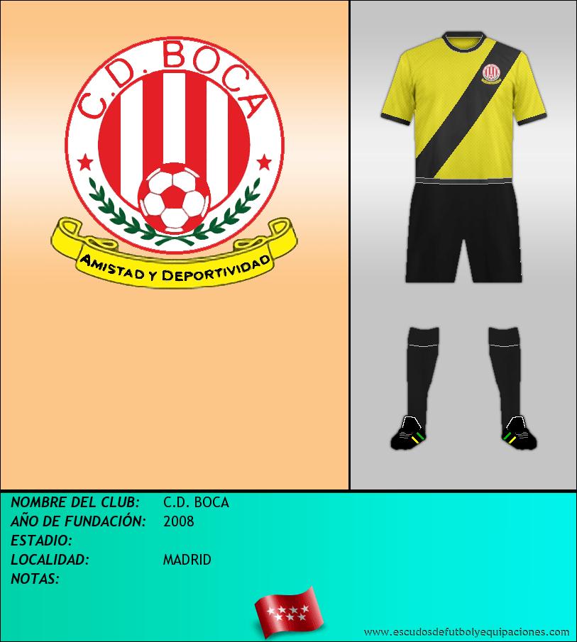 Escudo de C.D. BOCA