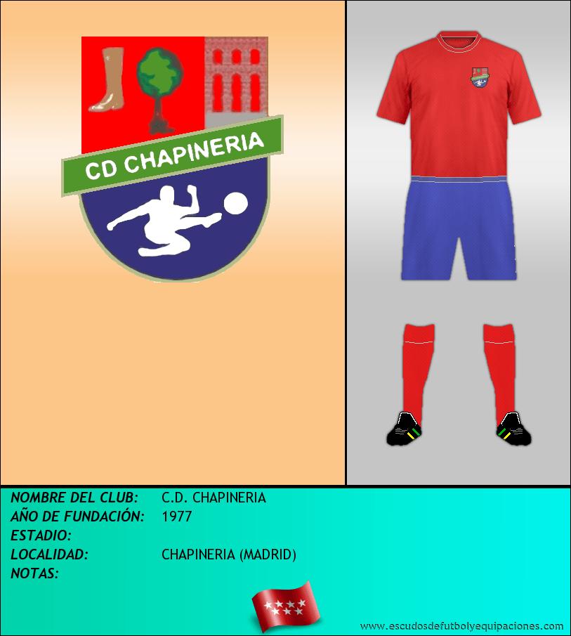 Escudo de C.D. CHAPINERIA