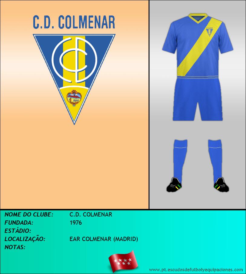 Escudo de C.D. COLMENAR