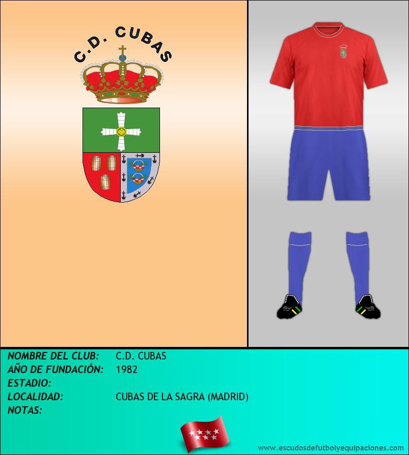 Escudo de C.D. CUBAS